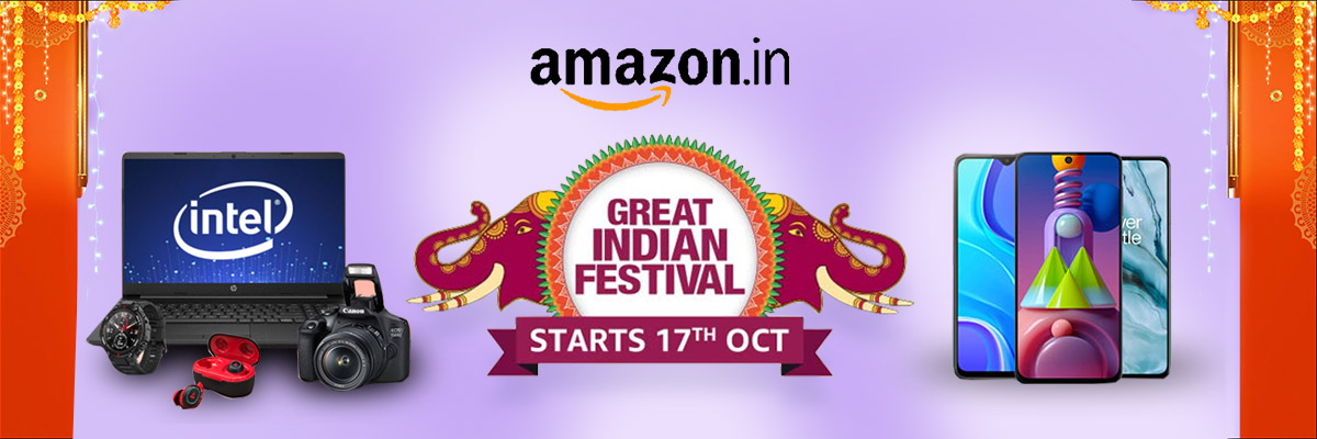 Amazon Great Indian Festival 2020 Offers
